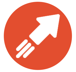 frictionless sales icon