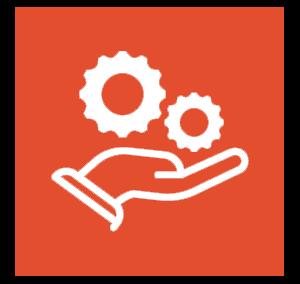 marketing hub implementation icon