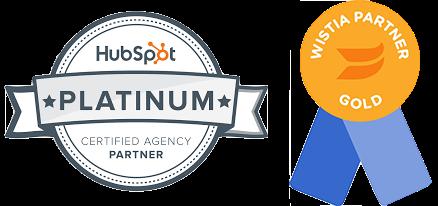 HubSpot Gold Partner Wistia Gold Partner Sarasota Florida