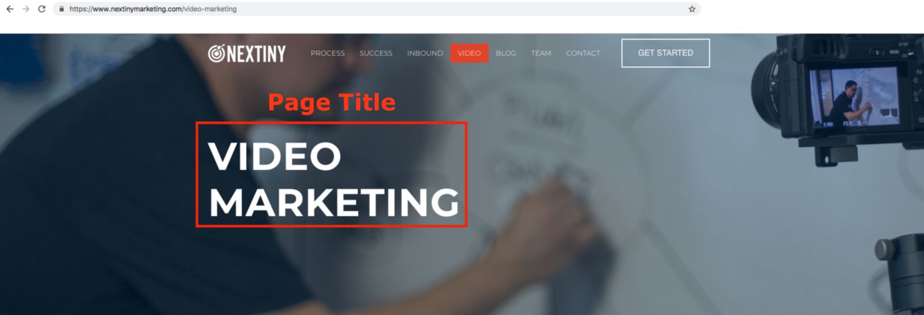 Onsite SEO - Page Titles