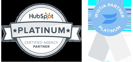 HubSpot Platinum Partner Wistia Platinum Partner Sarasota Florida
