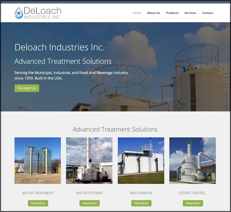 Deloach Industries Water Treatment Florida