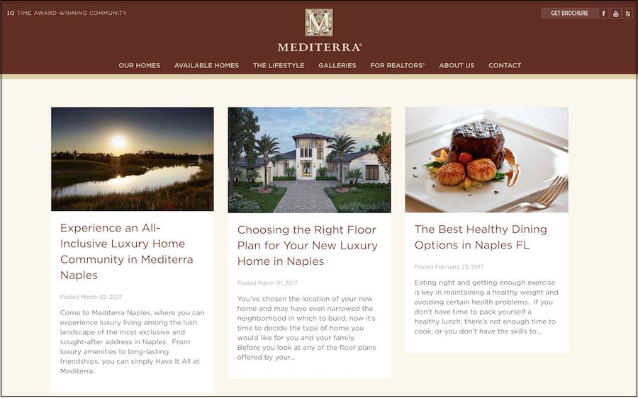 mediterra naples luxury homes florida